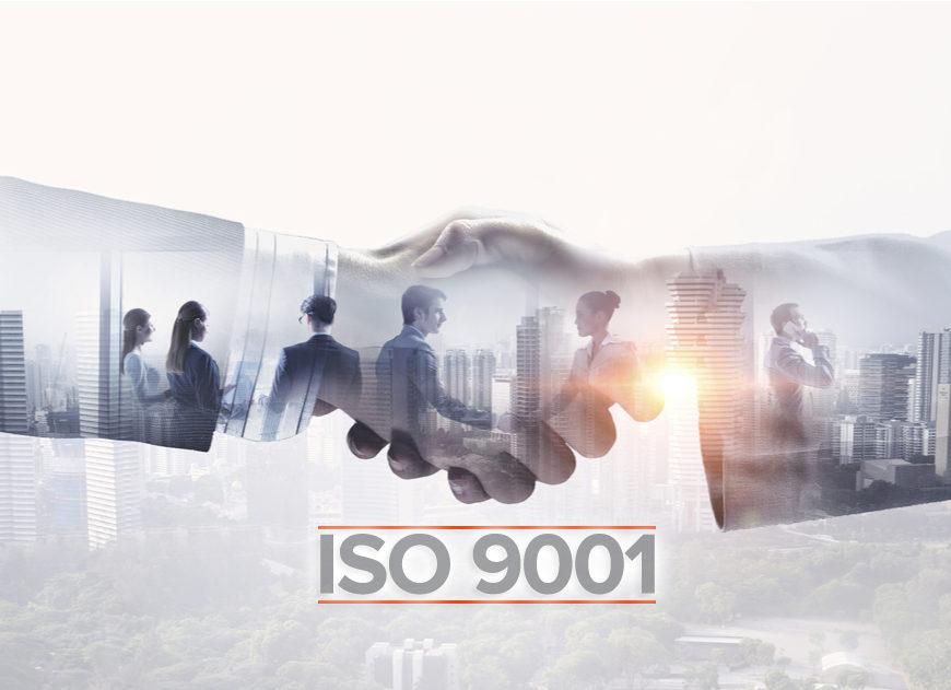 Saiba tudo sobre a ISO 9001 - Via Networks