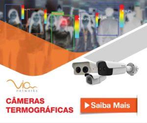 Câmeras Termográficas